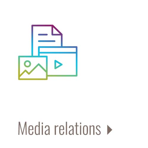 Press and media relations4